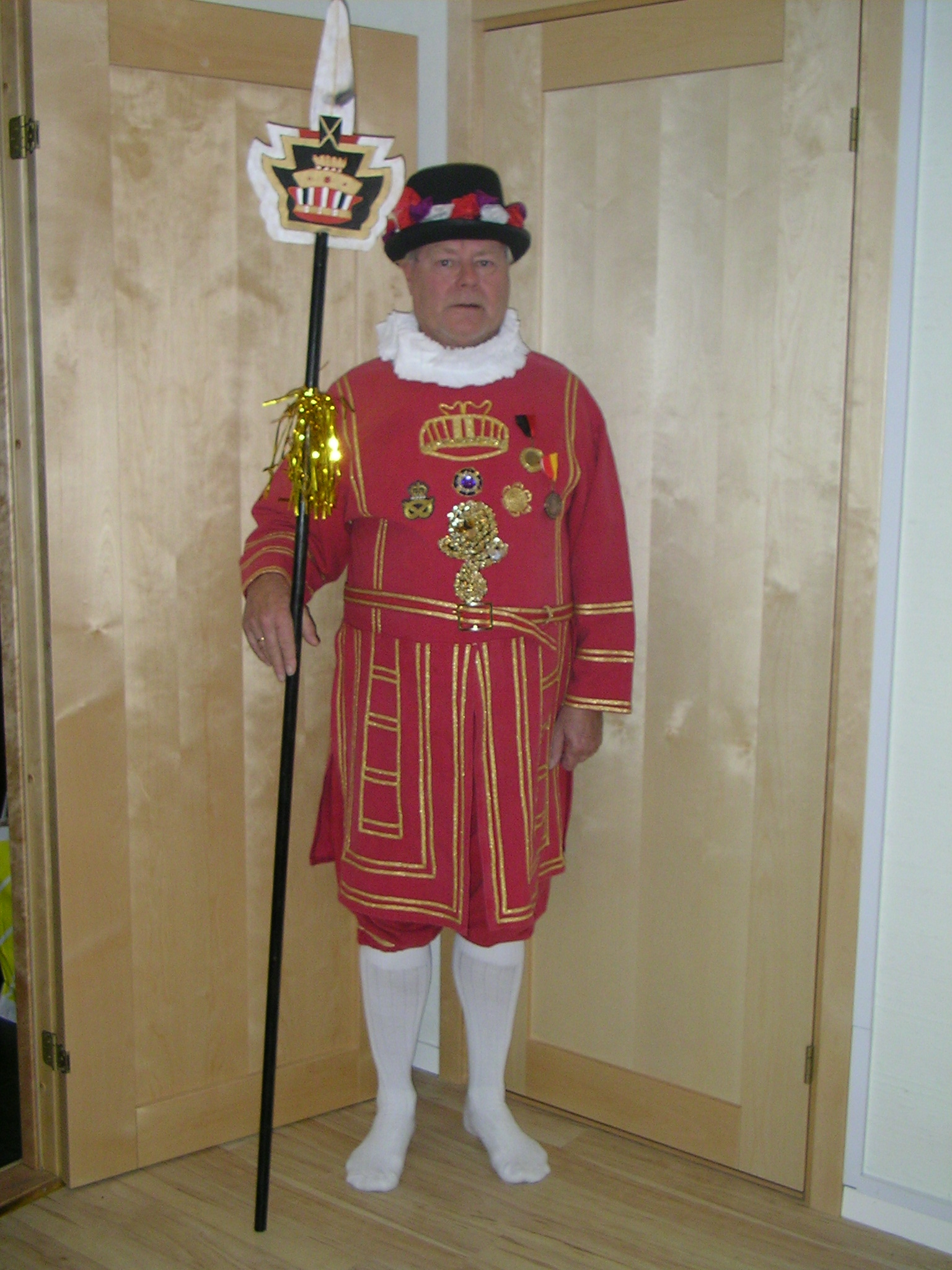 Beefeater uniform